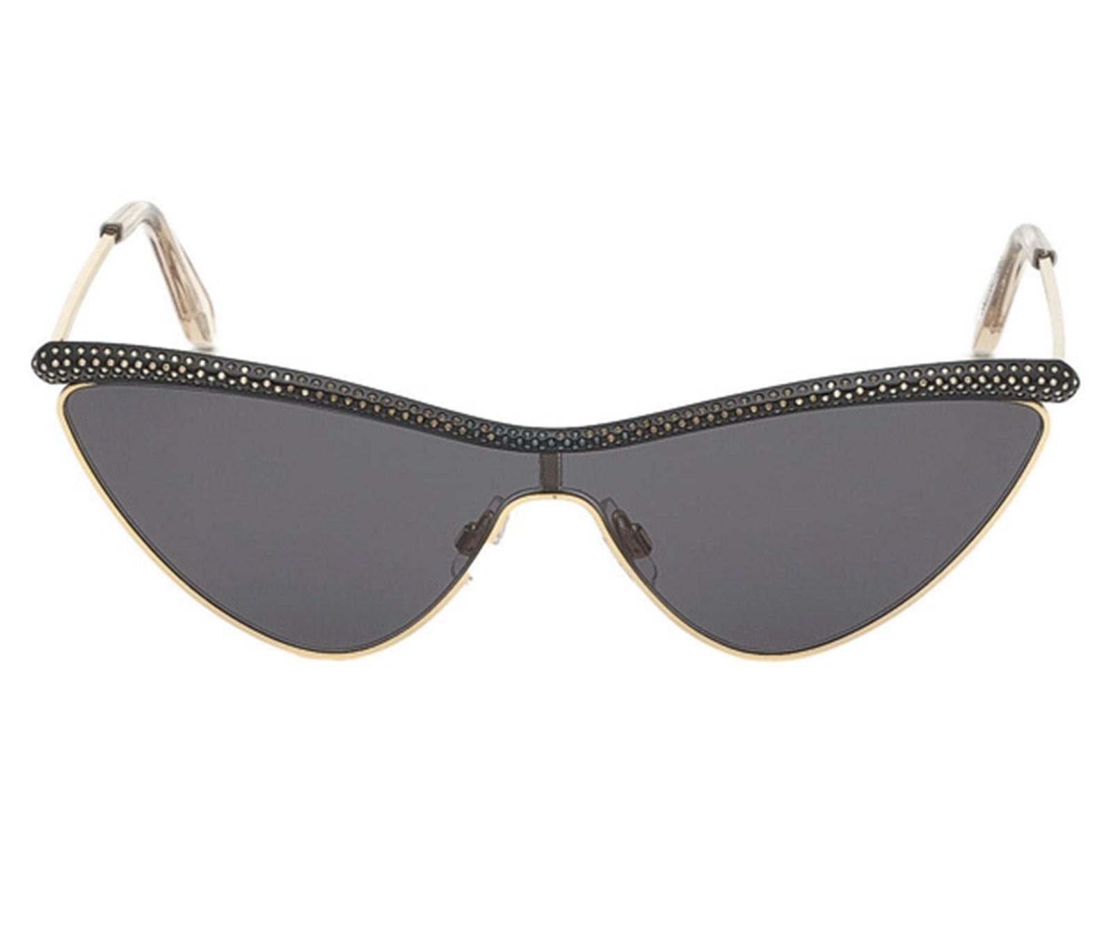 Cat-Eye-Sonnenbrille und Parfum-Sieger