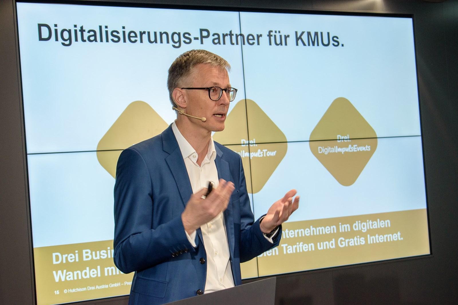 """""""3"""" startet eigenes Netz für IoT und 5G für Firmen"""
