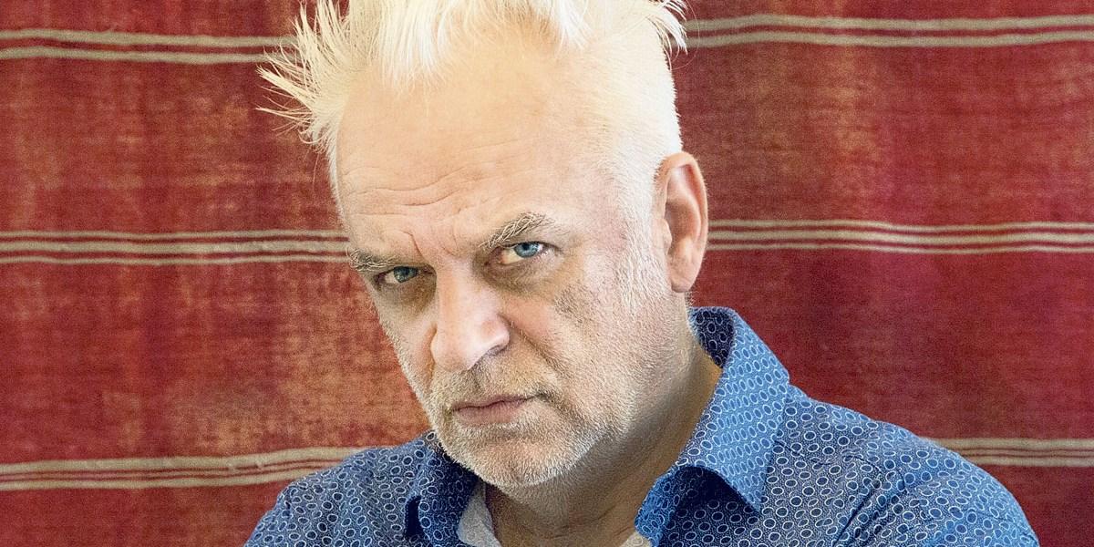 """Kurt Palm Und Sein Neuer Roman """"Monster"""