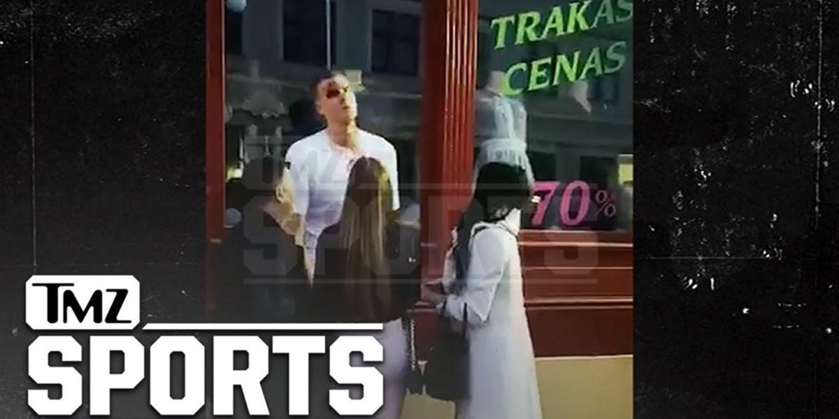 NBA-Star Porzingis in seiner Heimat Lettland verprügelt