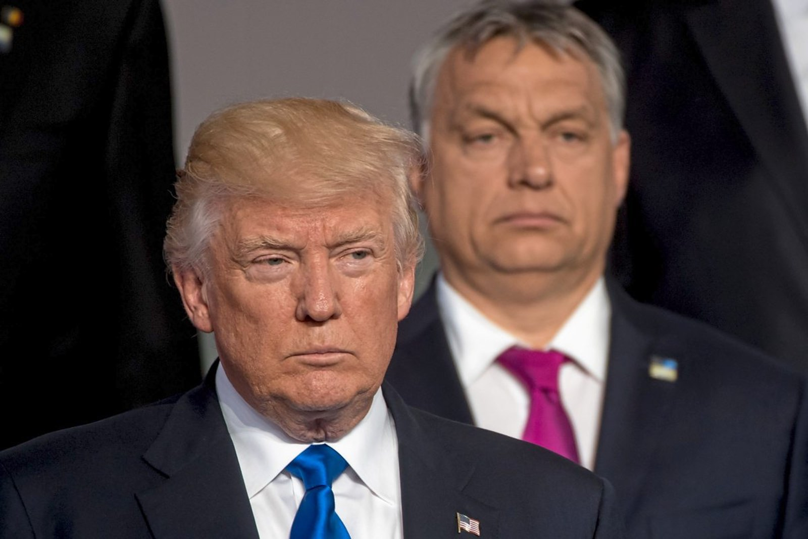 Trump ließ Orban wegen Moskau- und Peking-Kontakten warten