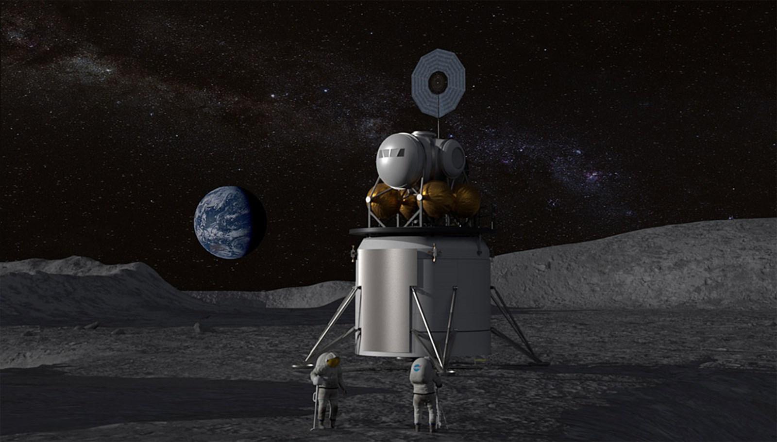 Mehr Geld für die Nasa soll bemannte Mondlandung bis 2024 ermöglichen
