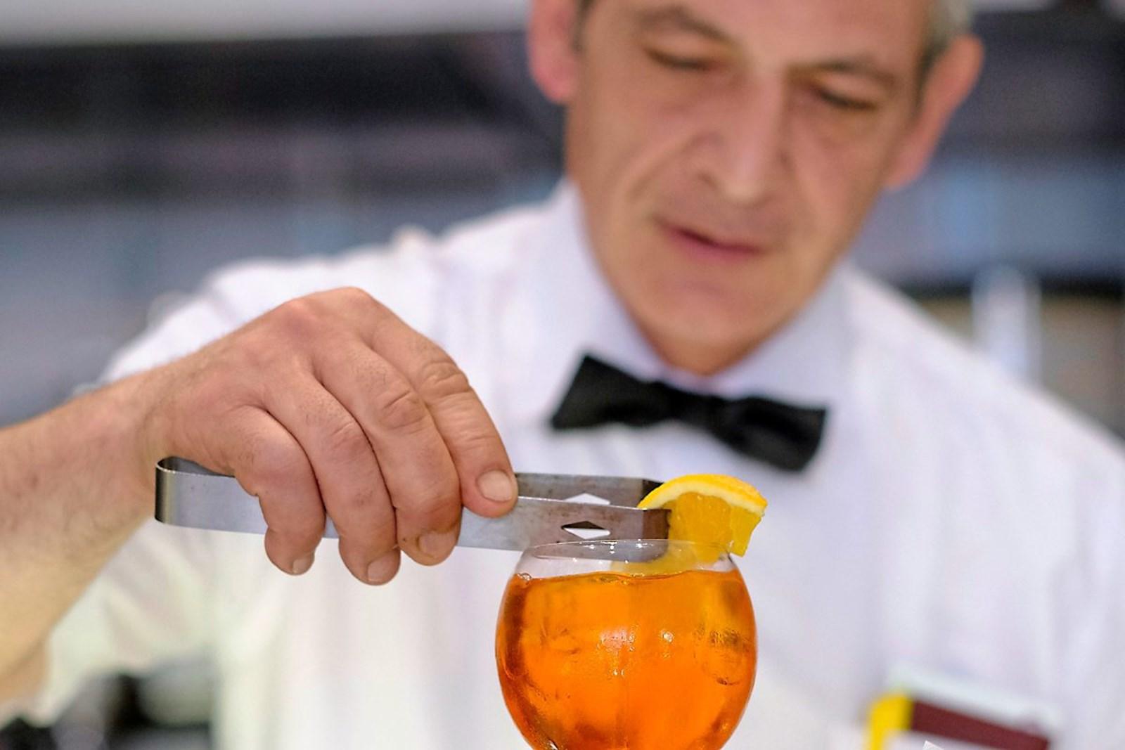 Ist der Aperol Spritz ein guter Drink?