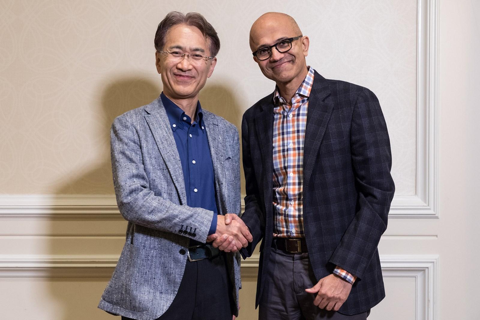 Die Hölle friert zu: Microsoft und Sony arbeiten nun gemeinsam an Cloud-Gaming