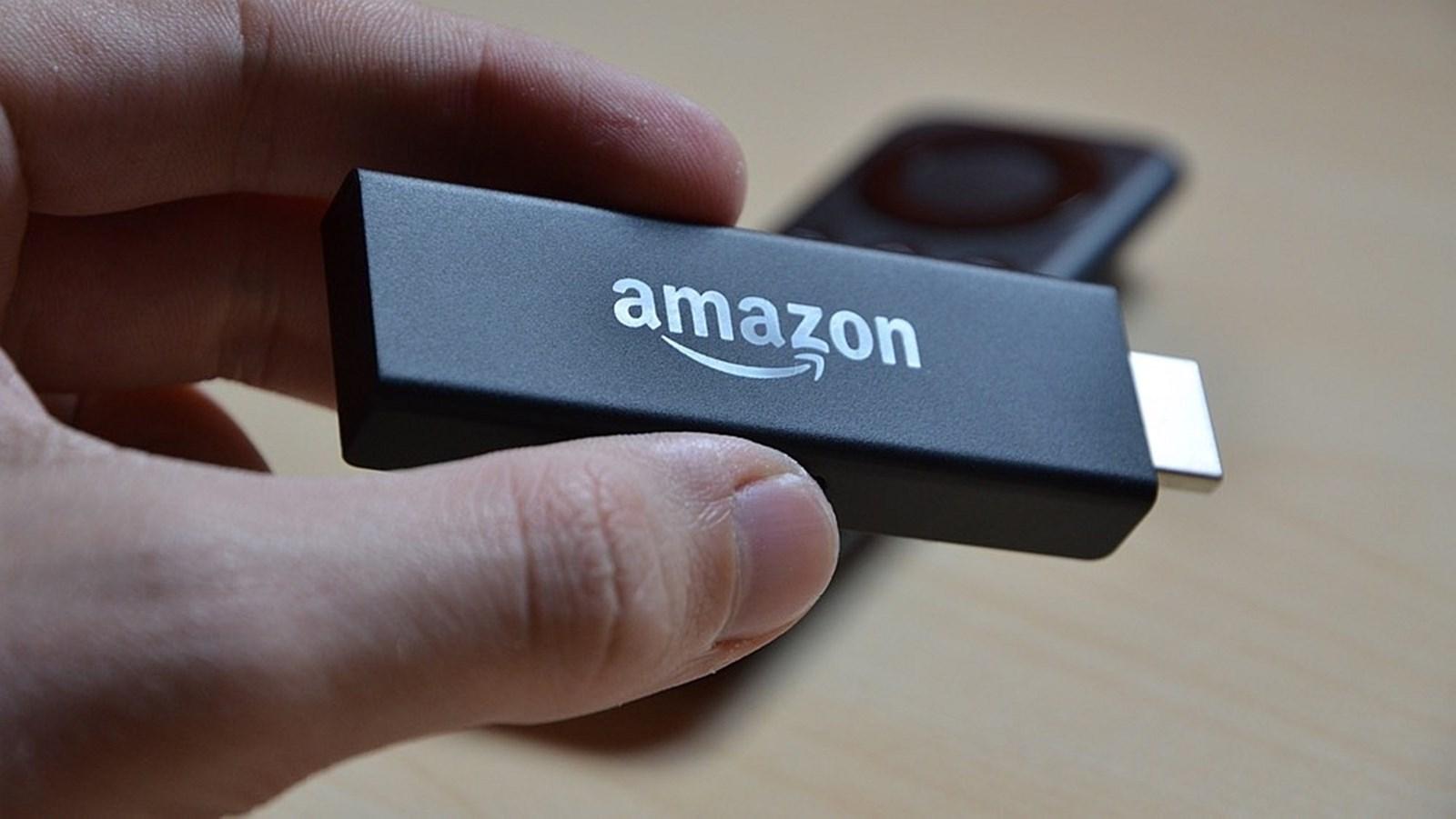 Amazon meldet 34 Millionen Fire TV Stick-Nutzer