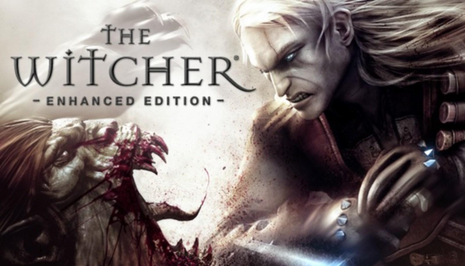 """GOG verschenkt """"The Witcher: Enhanced Edition"""""""