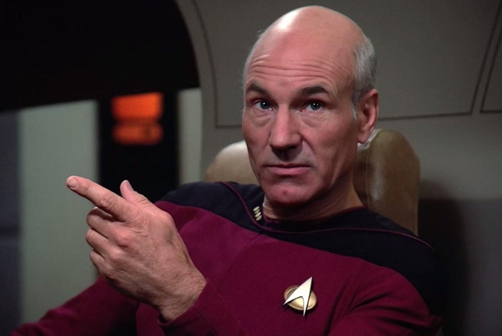 """Picard"": Foto zeigt Rückkehr des legendären ""Enterprise""-Kapitäns"
