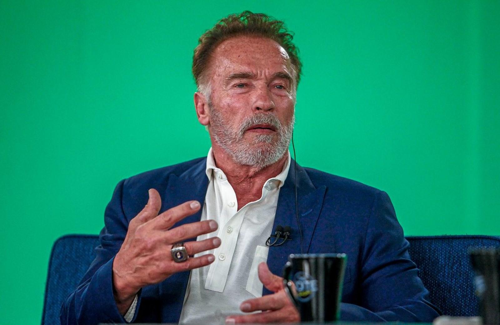 Arnold Schwarzenegger in Südafrika attackiert