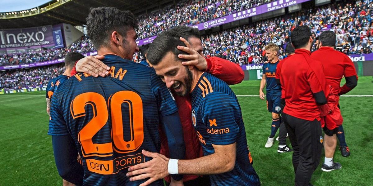 Valencia ergattert Champions-League-Ticket