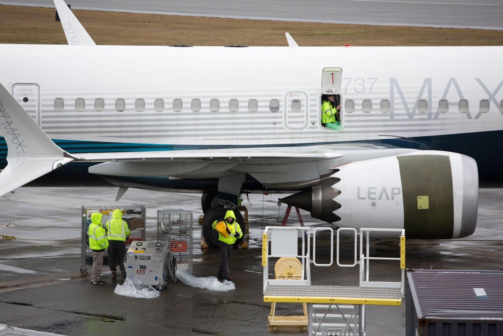 Boeing räumte Fehler in Flugsimulationssoftware für 737 MAX ein