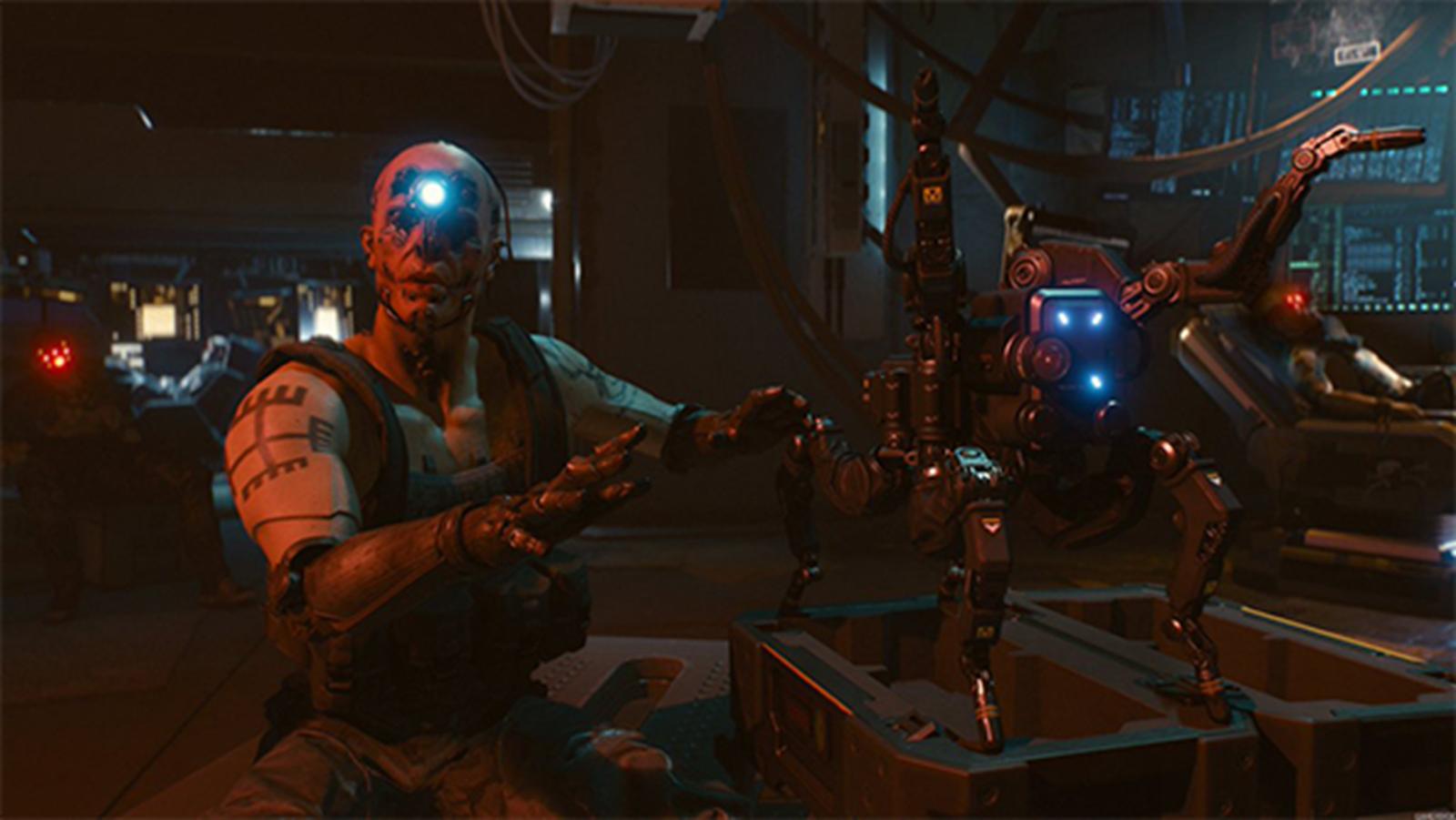 """""""Cyberpunk 2077"""": Crunch-Chaos wie bei """"Anthem""""?"""