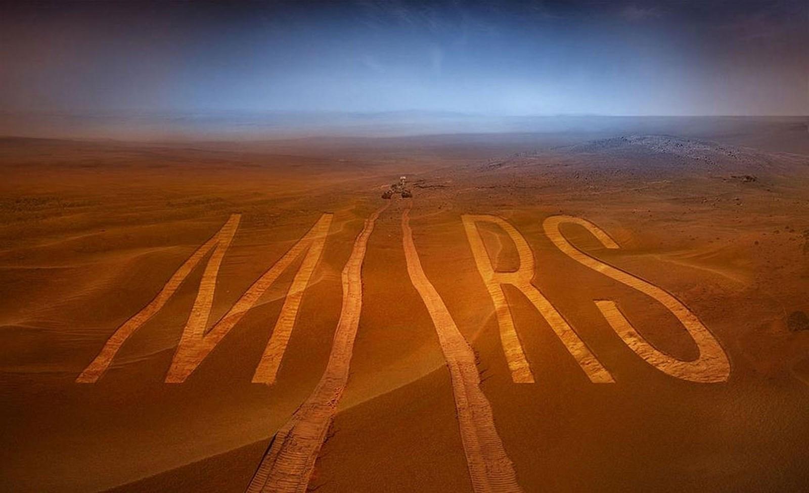 Jeder kann bei der nächsten Rover-Mission zum Mars namentlich vertreten sein