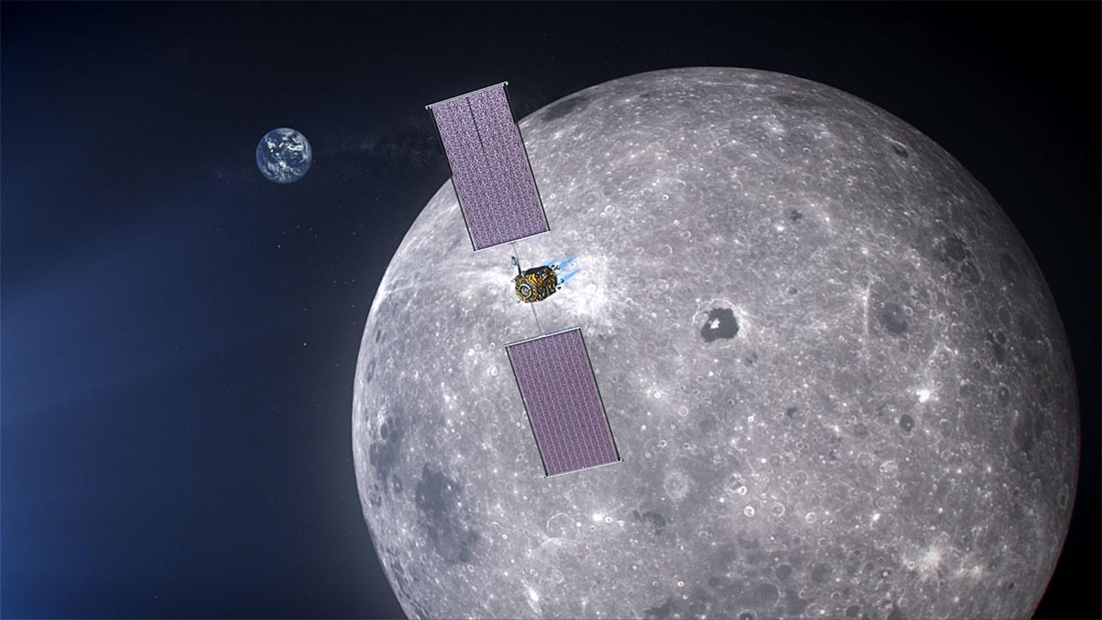 Nasa stellt Zeitplan für künftige Mondlandungen vor