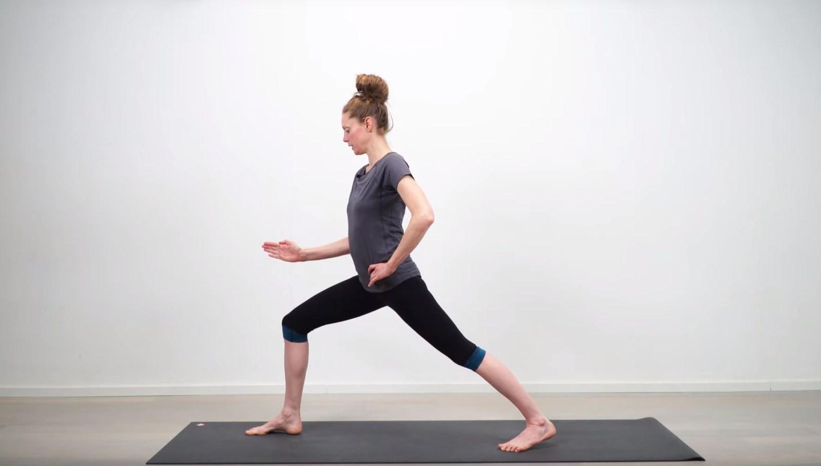 Mit Yoga aufs Radfahren vorbereiten