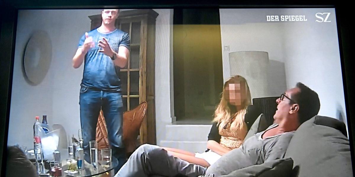 Suddeutsche Zeitung Und Spiegel Wegen Ibiza Video