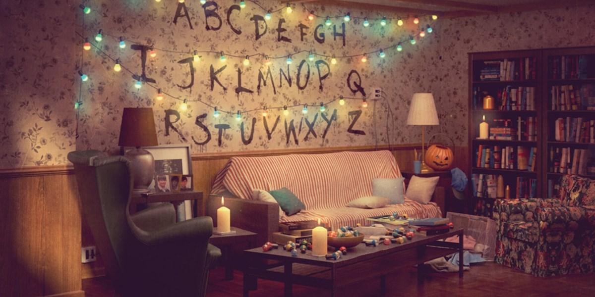 """Wohnen wie """"Stranger Things"""" oder """"Simpsons"""": Ikea zeigt Möbel für Serien-Nerds"""