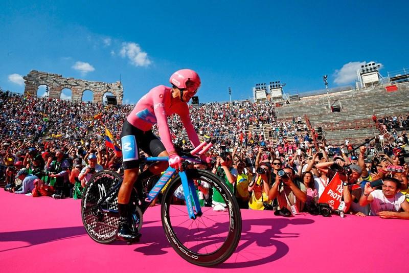 Biciklizam kao sport Carapaz001