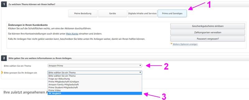 9aa1296be0a8f Anleitung: So bekommen Amazon-Prime-Kunden bis zu 40 Euro zurück ...
