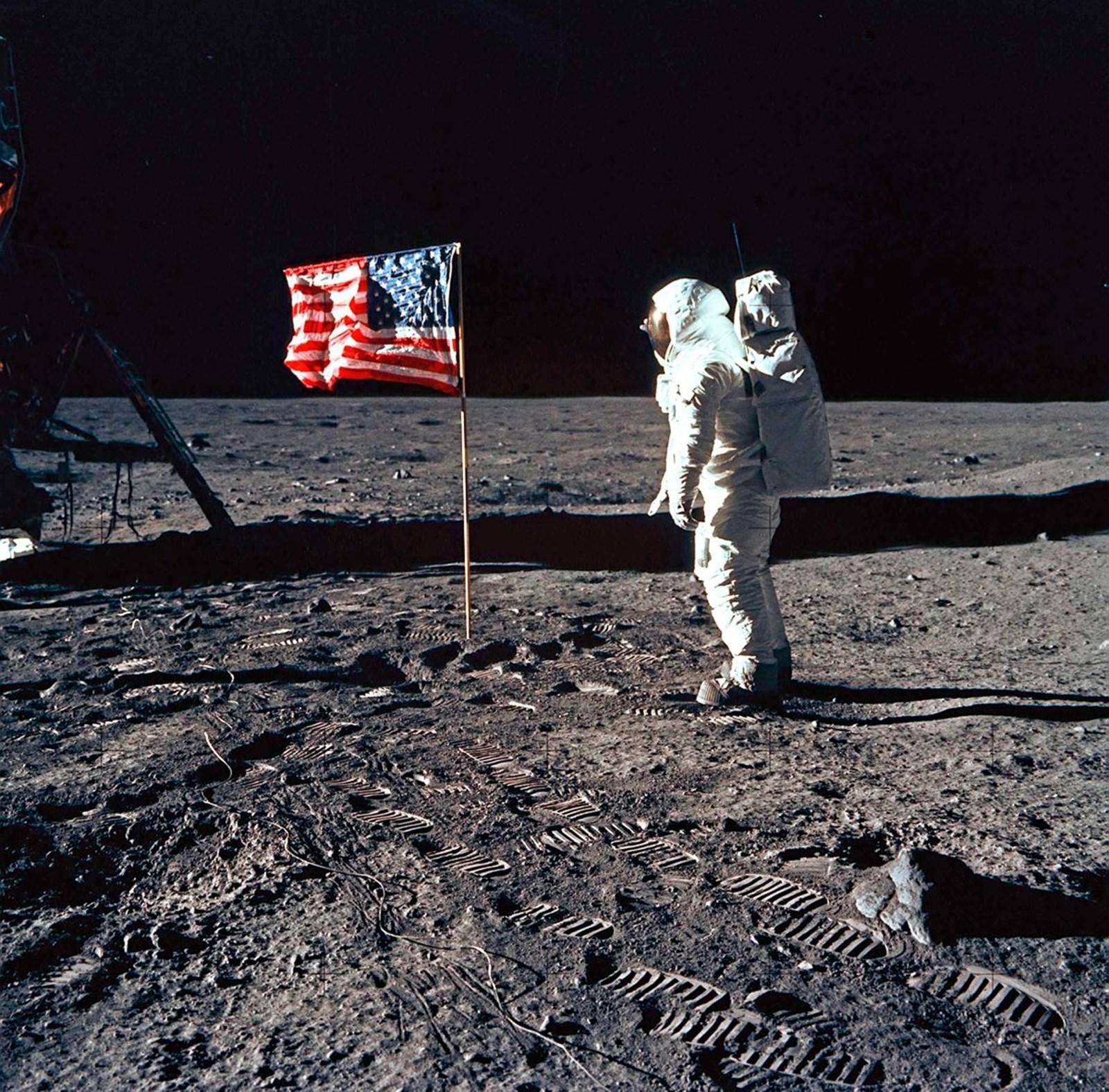 Verschwörungstheorien zur Mondlandung haben Hochkonjunktur