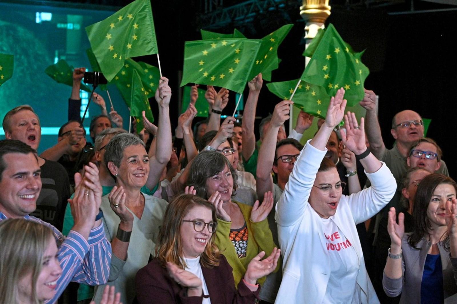 Grüne geben Spitzenkandidaten für Nationalratswahl bekannt