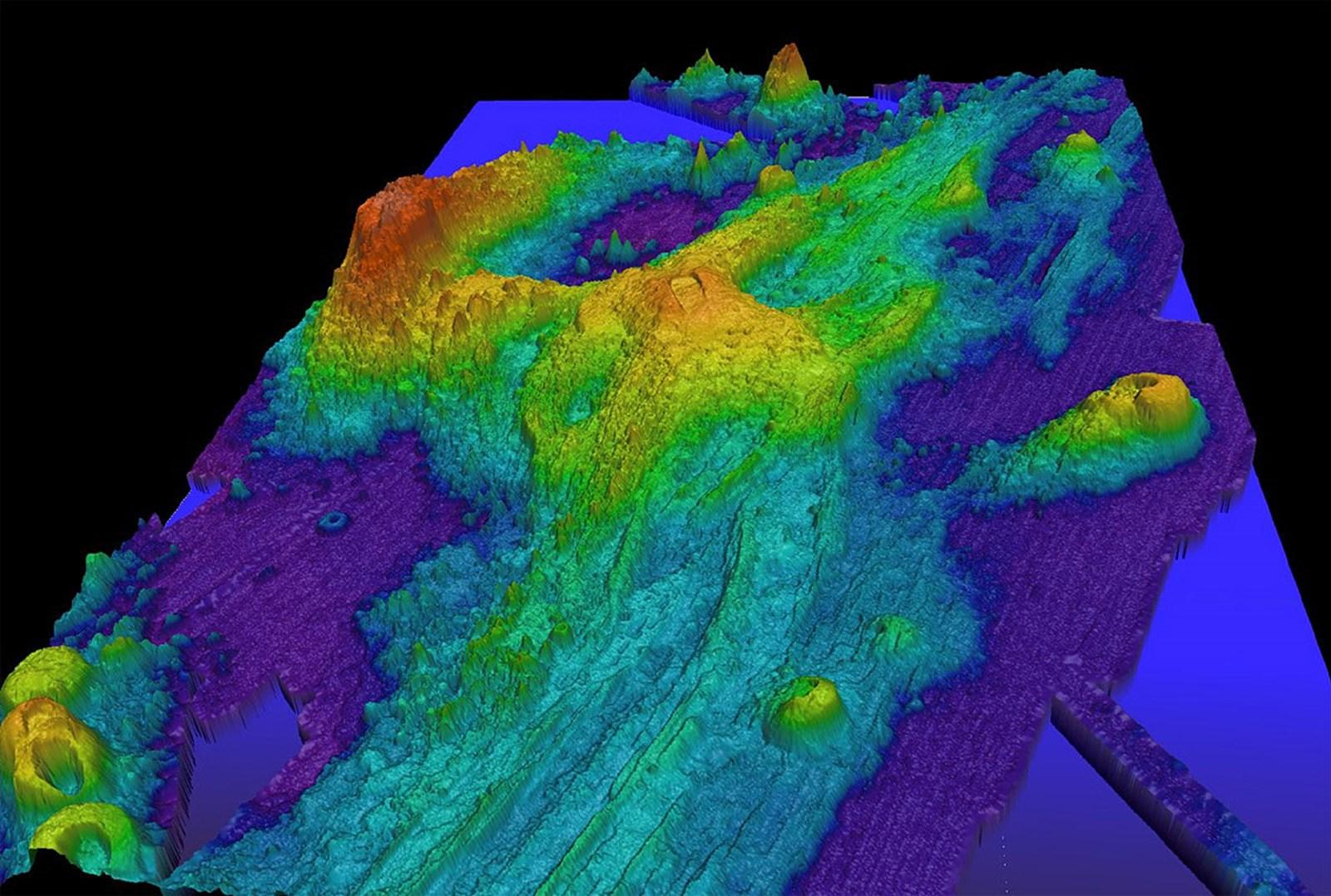 Forscher lösen Rätsel um mysteriöse Erdbeben im Ozean