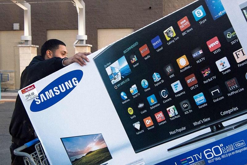 Samsungs Blamiert Sich Mit Smart Tv Tipp Bitte Regelmäßig