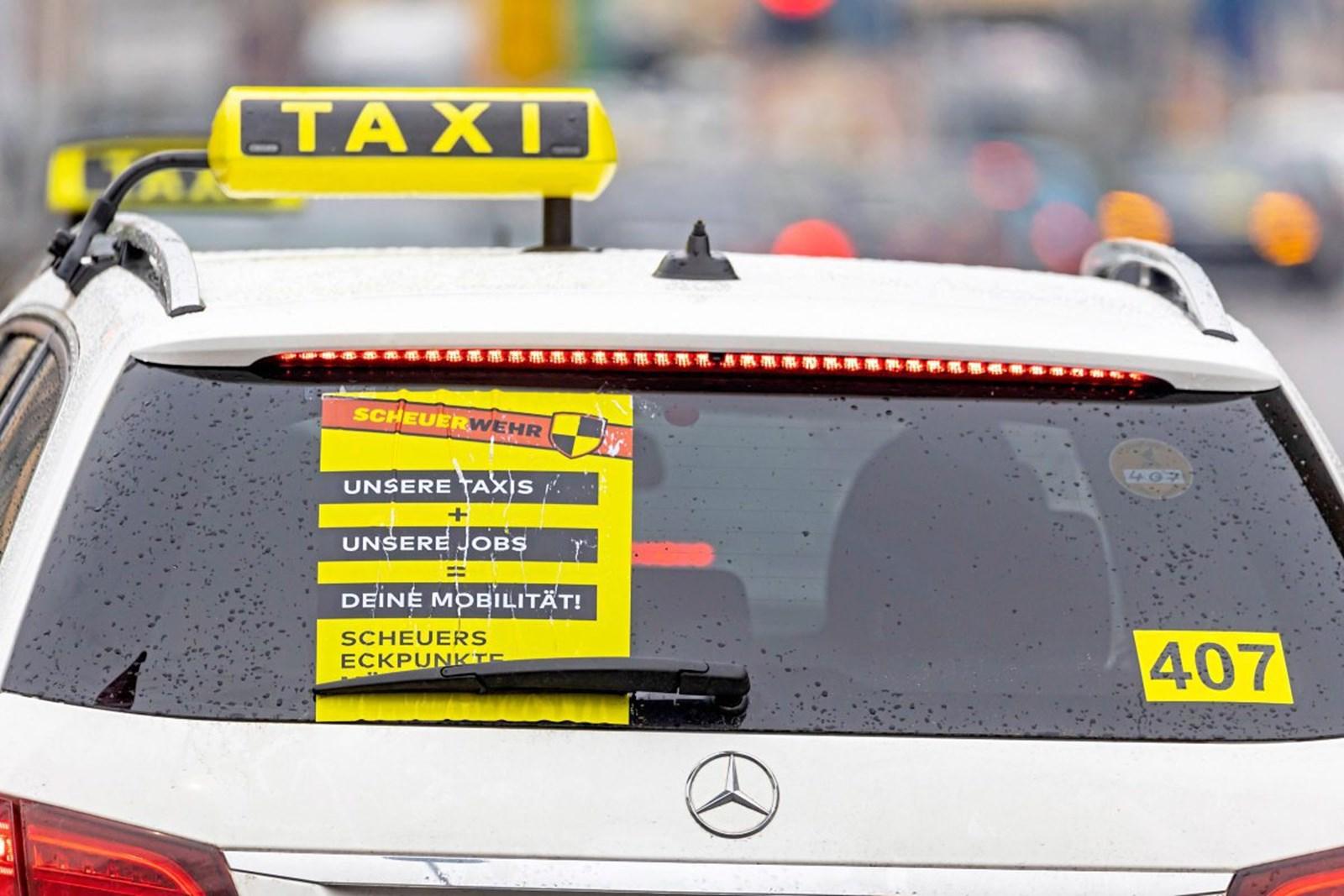 Ist es wirklich notwendig, fixe Taxipreise festzuschreiben?