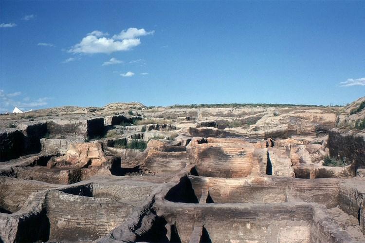 9.000 Jahre alte Steinzeit-Stadt litt an modernen urbanen Problemen