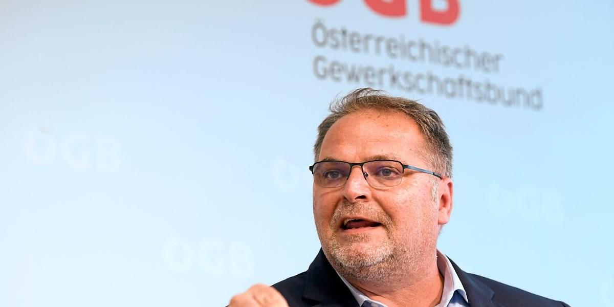 """Willi Mernyi: Herzblutsozi will Gewerkschaft zur überparteilichen """"Gegenmacht"""" aufbauen"""