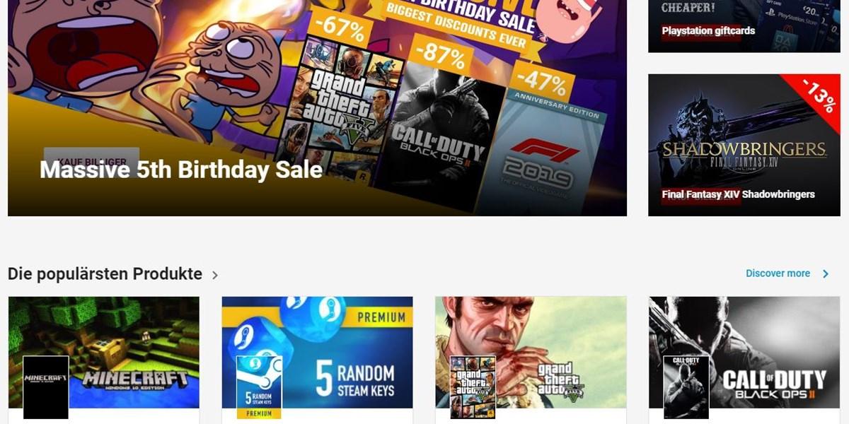 """Indie-Publisher: """"Klaut unsere Spiele lieber, bevor Ihr Sie bei einem Key-Reseller kauft!"""""""