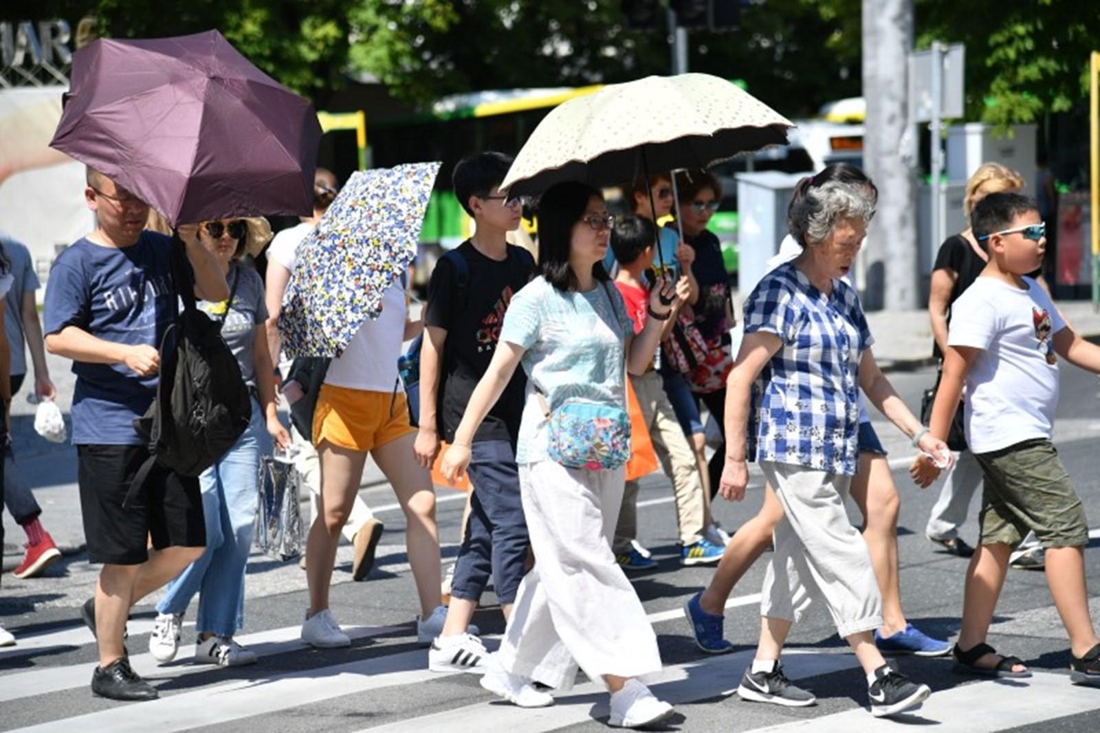 Konflikte mit Touristen in der Stadt Salzburg nehmen zu