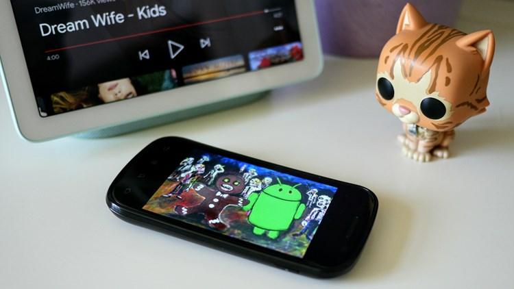 Spurensuche Welche Alten Android Versionen Sind Derzeit Noch