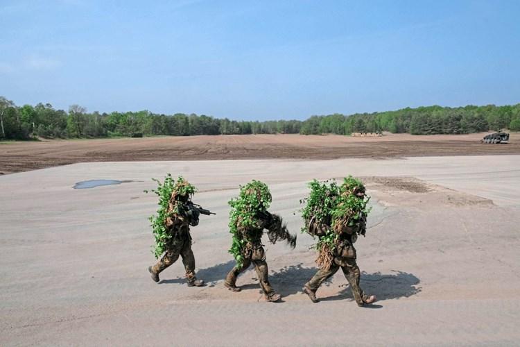 Bundeswehr Syrien Bodentruppen