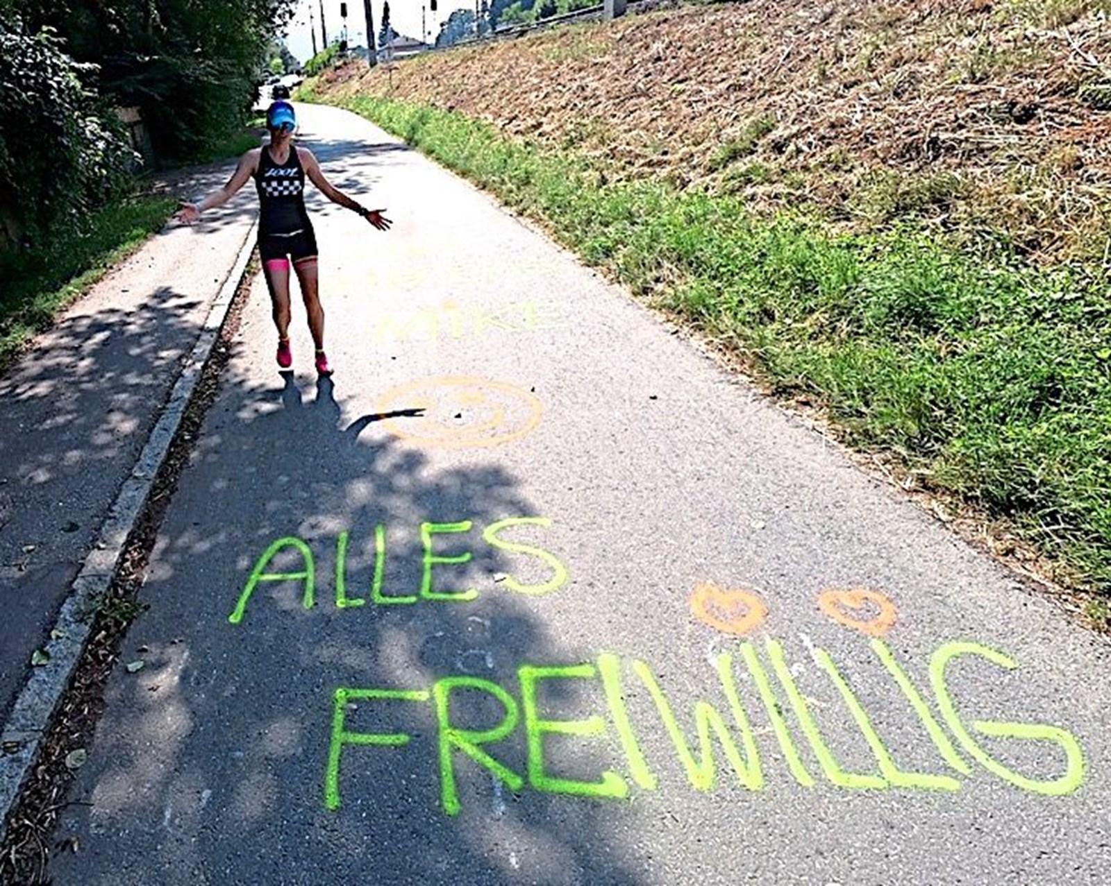 Marsch durch die Hölle: Der Ironman in Klagenfurt