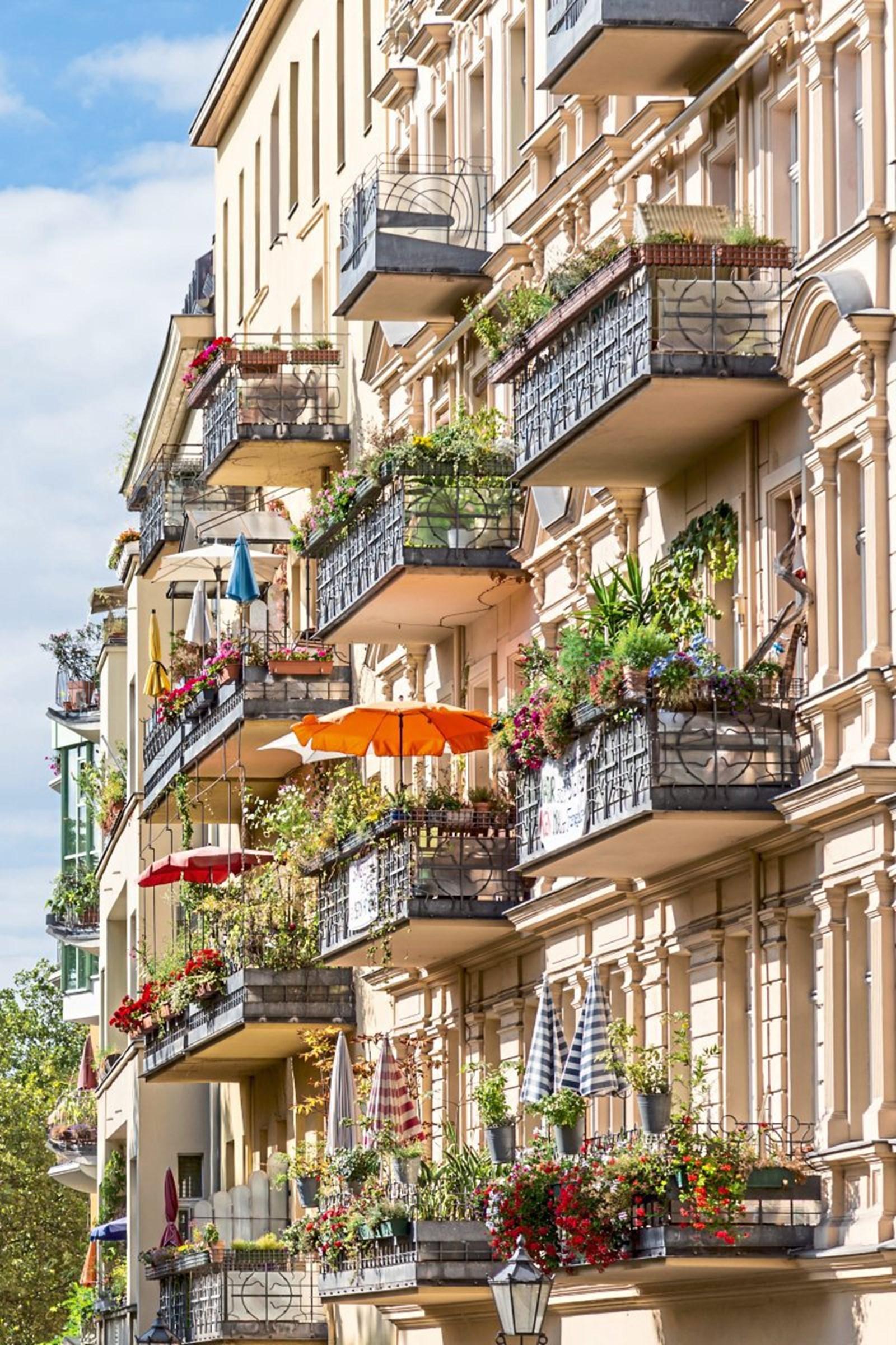 Lauter Sex, Grillen auf dem Balkon: Was stört Sie an Ihren