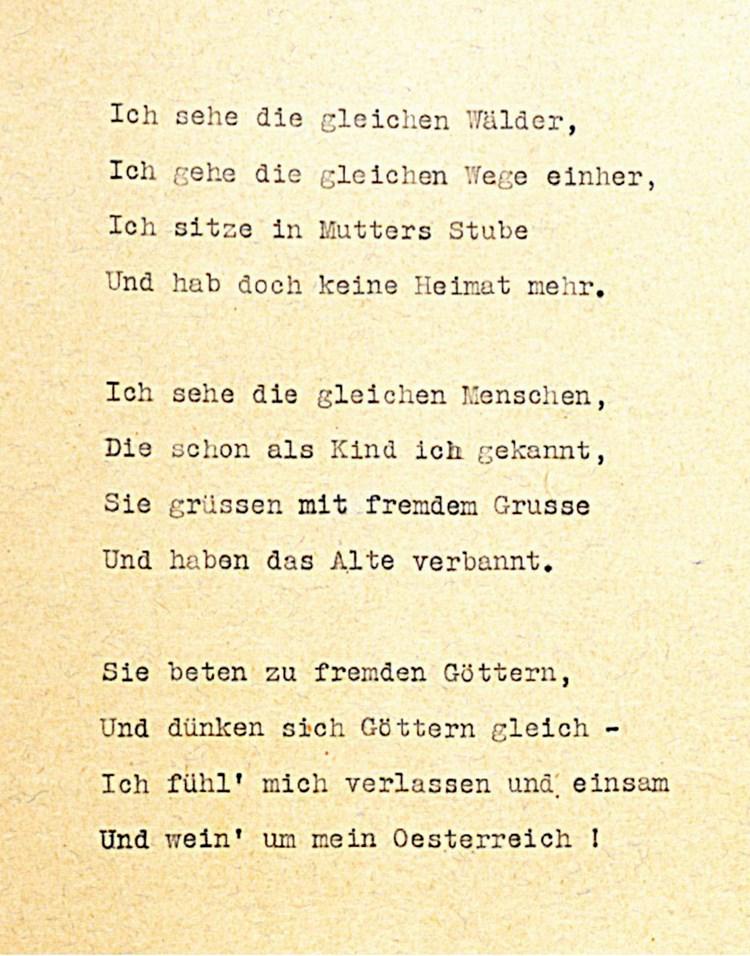 Ns Sondergericht Wien Heimtücke Und Heimliches Schlachten