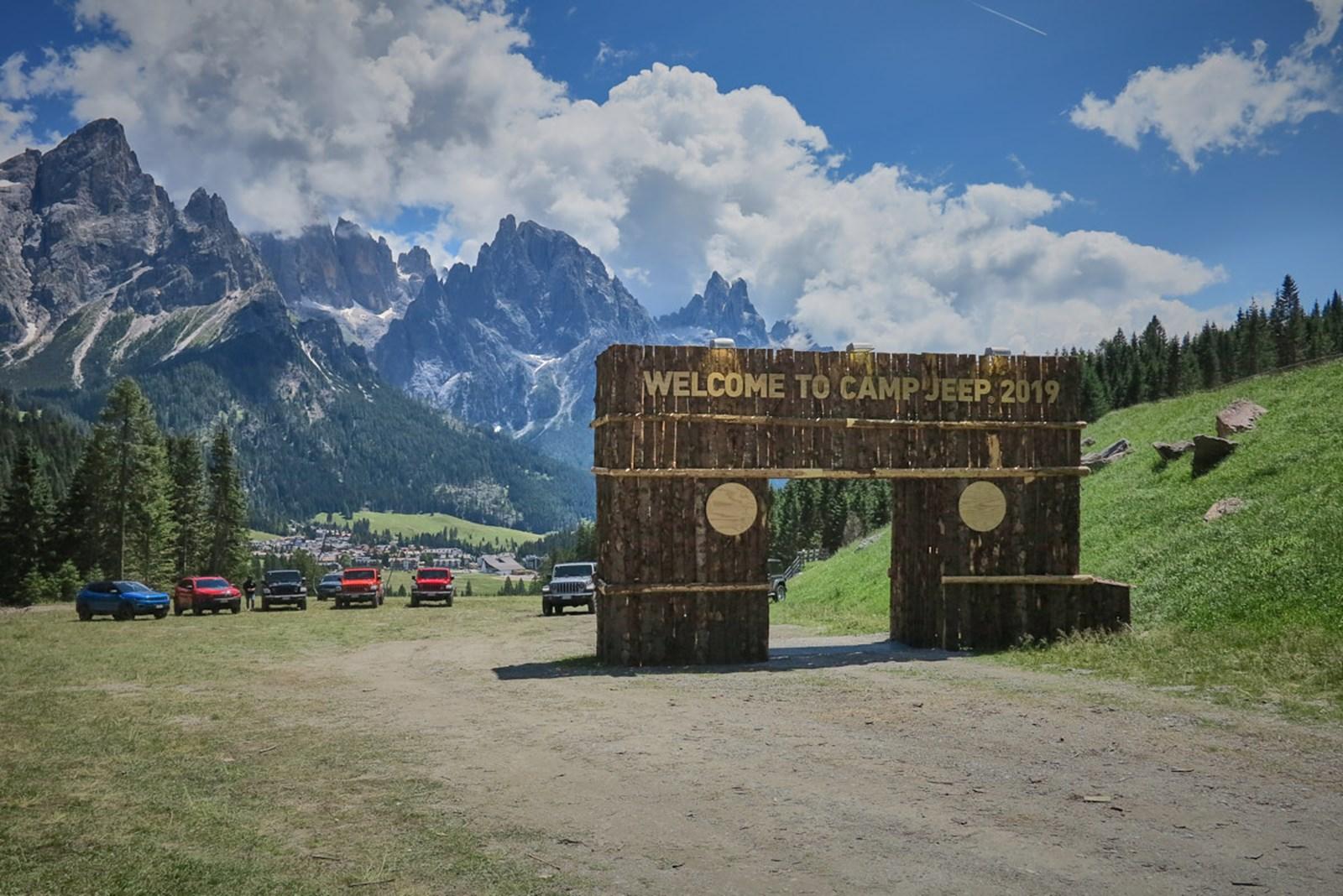 A gmahde Wiesn für die Gladiatoren in den Dolomiten