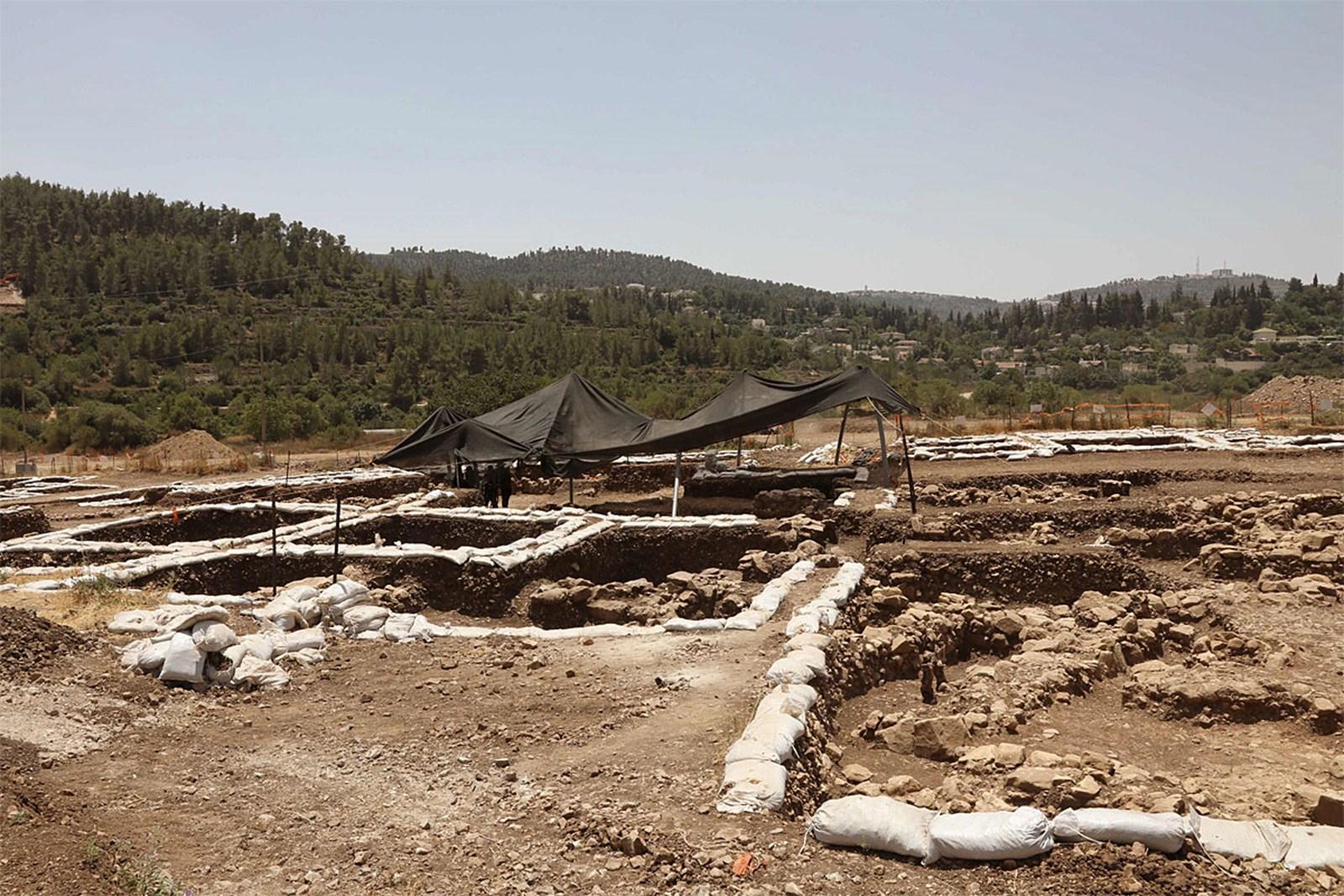 9.000 Jahre alte Siedlung in Israel entdeckt