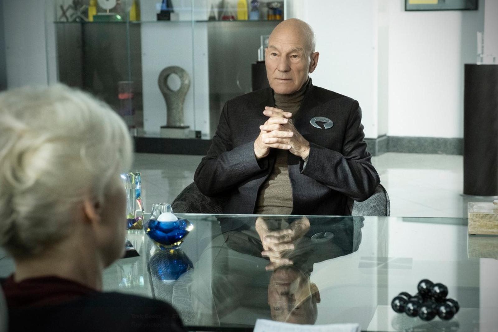 """Erster Trailer von """"Star Trek Picard"""" begeistert das Netz"""