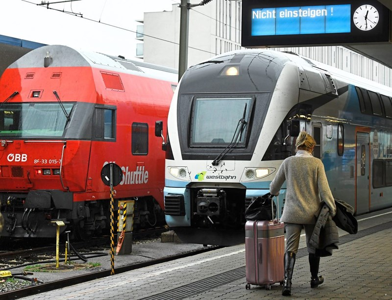 Westbahn Verkauft Züge An Deutsche Bahn Und Wechselt Auf