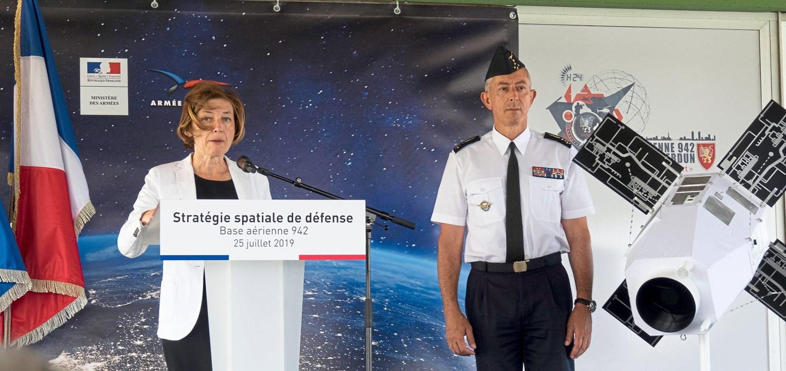 Neue Weltraumstrategie: Frankreich will im All aufrüsten – derStandard.at