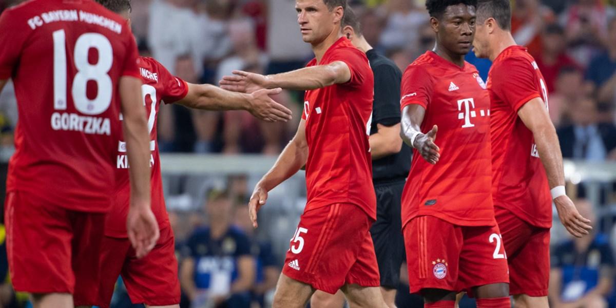 Bayern Gegen Tottenham