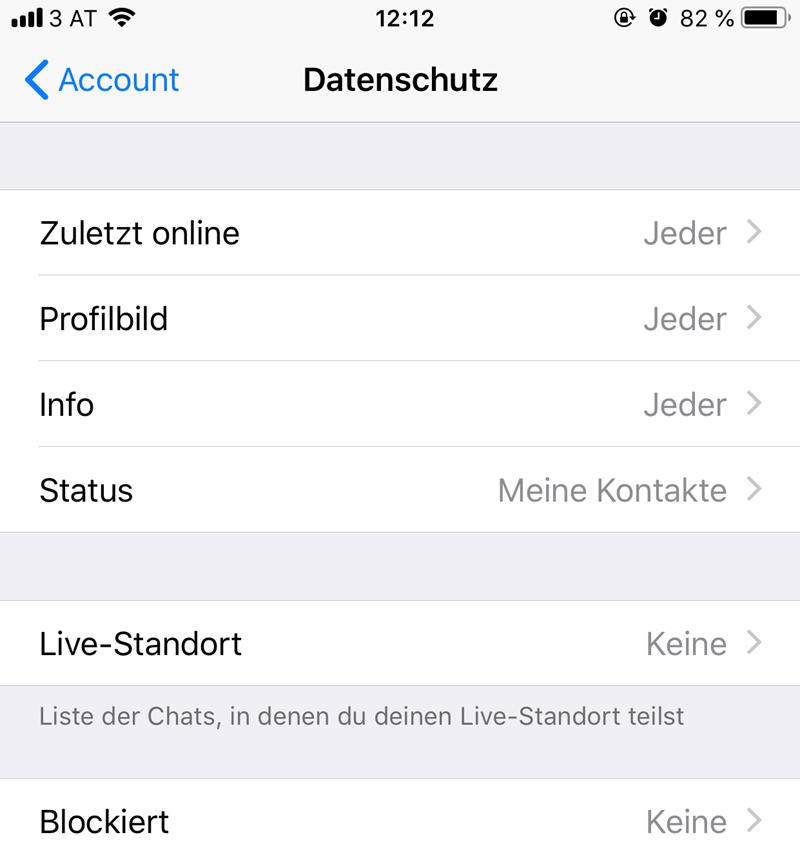 Woran Sieht Man Dass Man In Whatsapp Blockiert Wurde