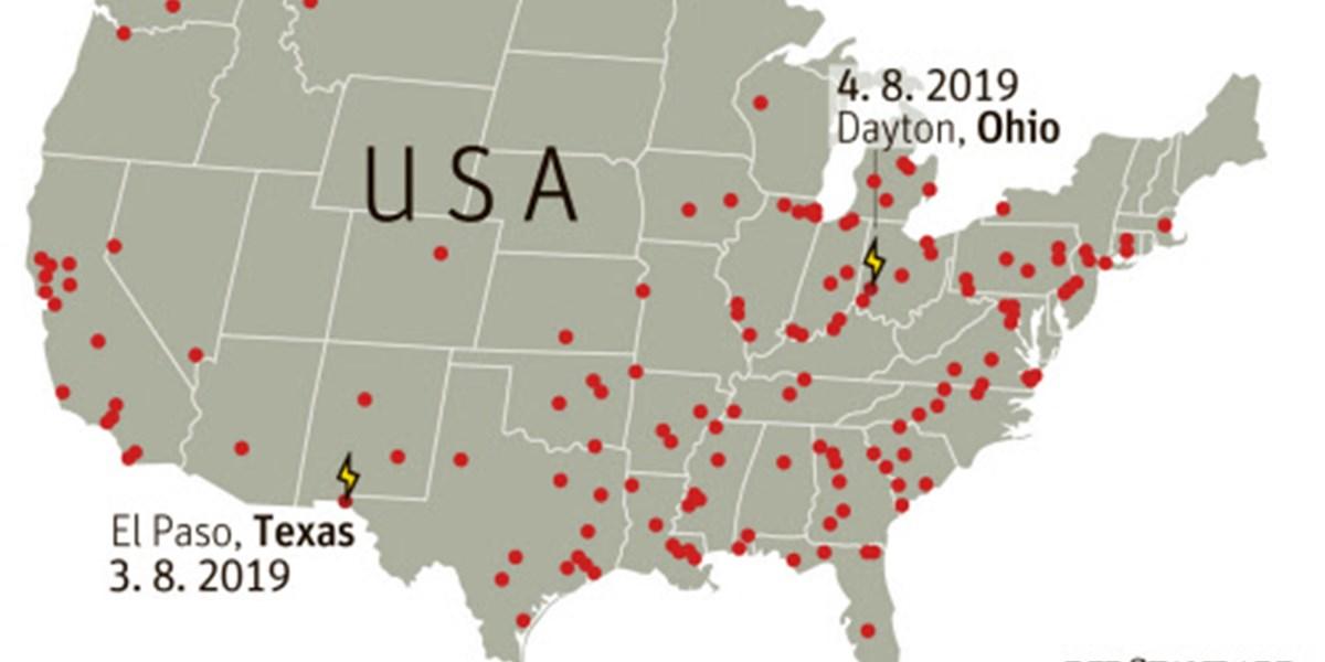Massenschießerei Usa