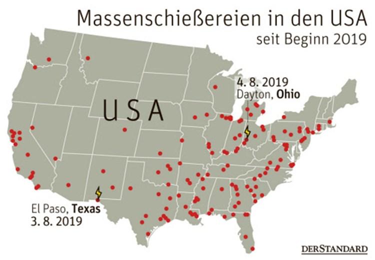 Amokläufe In Den Usa