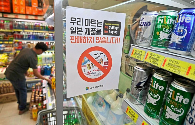 Japans Bierimporte brechen nach Boykott aus Seoul ein