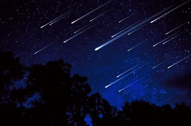 Perseiden Sternschnuppen Hohepunkt Am Dienstag Zu Erwarten Raum