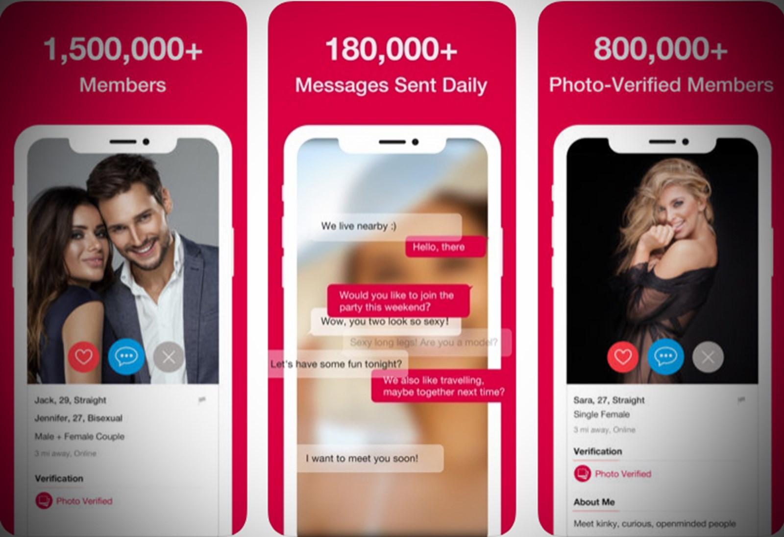Gruppensex-App 3Fun: Fotos und Standorte von 1,5 Millionen Nutzer waren abrufbar – derStandard.at