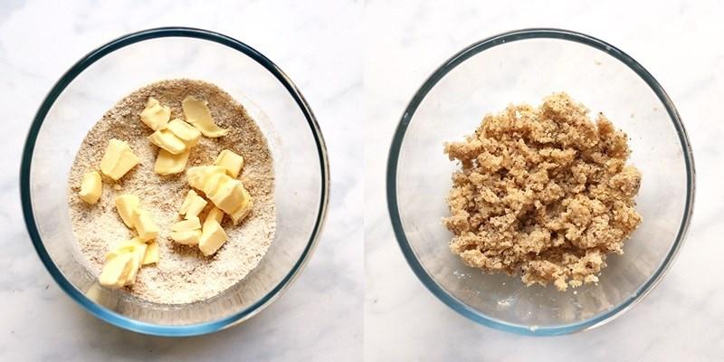 Rezept: Blueberry-Streusel-Muffins