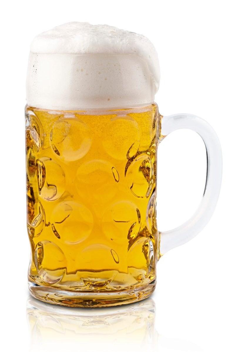 Bierbrauen ist auch für die Hefe stressig